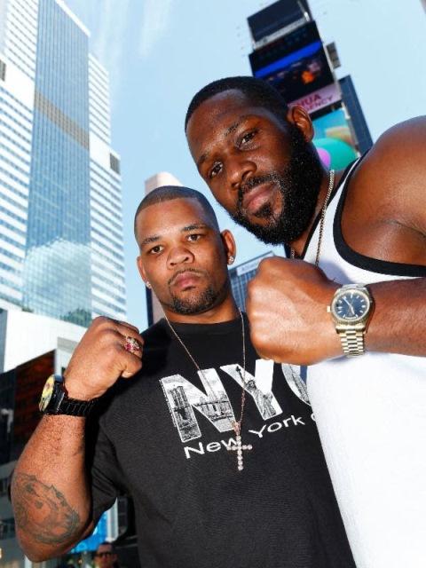 WBC санкционировал бой Майк Перез - Брайант Дженнингс (1)
