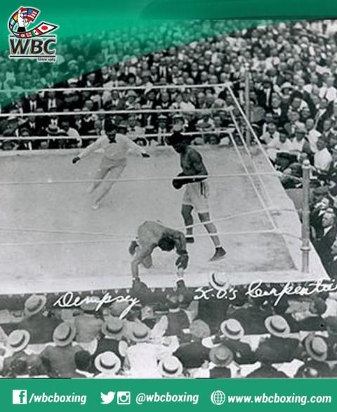 Первый бой в мире, собравший миллион долларов с продажи билетов! (1)