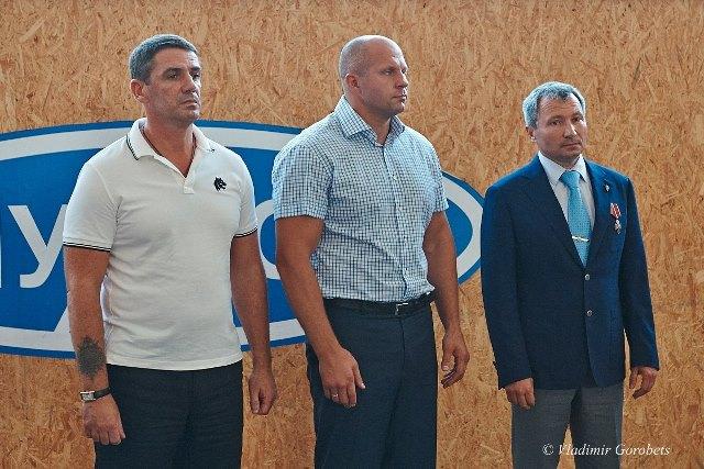 В Севастополе завершился турнир Союза ММА России (1)