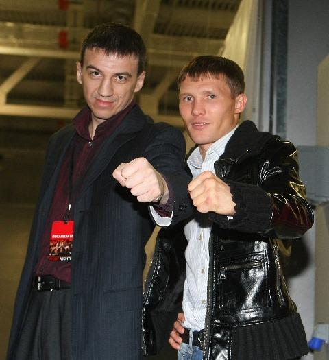 Александр Колесников: Друзья, спасибо Вам! (2)