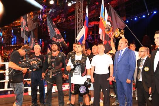 Бой в Севастополе: промоутер Владимир Хрюнов подвел итоги  (1)