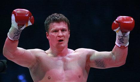 Александр Поветкин будет готовиться к бою с Такамом в горах (1)