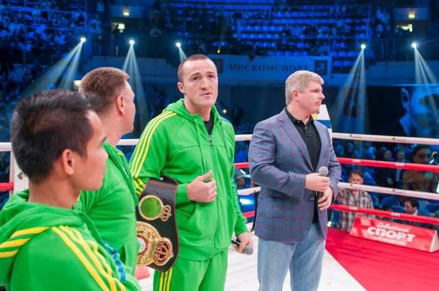 Игорь Мазуров: Надеюсь, Денис Лебедев справится со своей задачей (1)