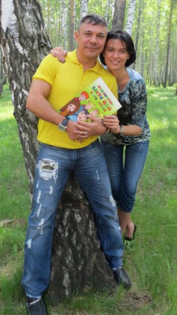 Двойное селфи, Костя Цзю и его детская книга! (4)