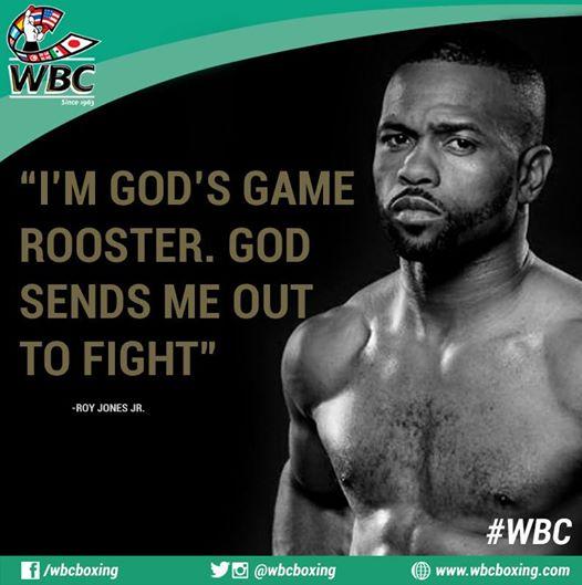 Цитата бокса от Рой Джонса младшего (1)