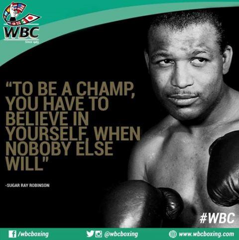 Цитата бокса от Шугара Рэя Робинсона (1)