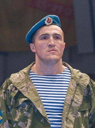 Чемпиону мира по версии WBA, Денису Лебедеву, исполнилось 35 лет (1)