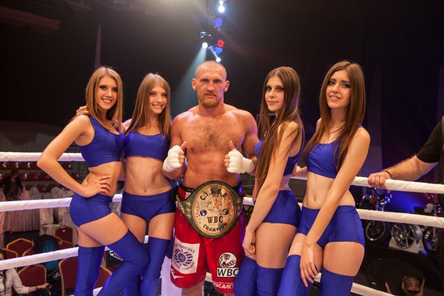 Вместо Владимира Кличко, Дмитрий Кудряшов будет драться с Дроздом (1)