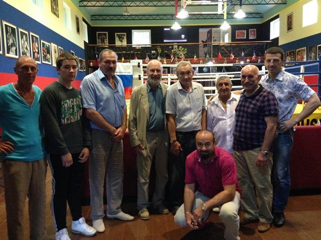 Боксеры провели три профессиональных боя в Подмосковье (1)