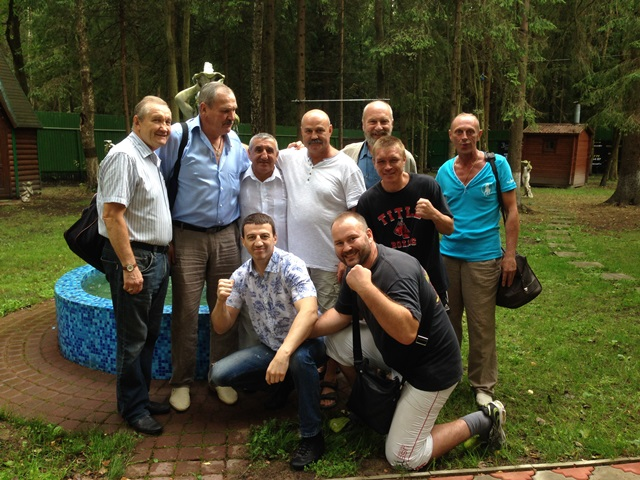 Боксеры провели три профессиональных боя в Подмосковье (3)
