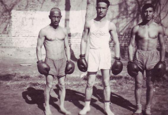 Ушел из жизни боксер и писатель Георгий Свиридов (3)