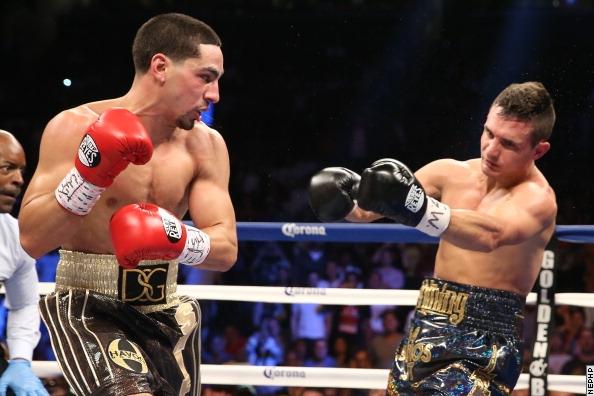 Дэнни Гарсия жестоко нокаутировал своего соперника (3)