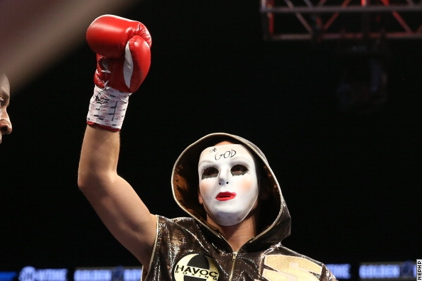 Дэнни Гарсия жестоко нокаутировал своего соперника (2)