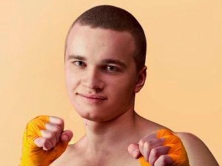 Митинг в защиту балашихинского боксера Дениса Хоменко (1)
