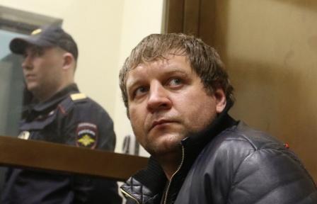 Александр Емельяненко приступил к тренировкам в СИЗО (1)