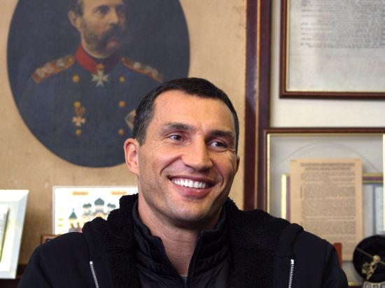 Владимир Кличко заявил, что никто не сдал билеты на отмененный бой с Пулевым (1)