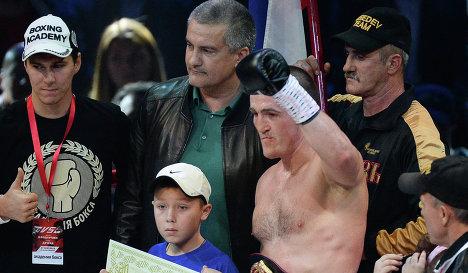 Денис Лебедев пожертвовал 500 тысяч рублей пострадавшим на Донбассе (1)