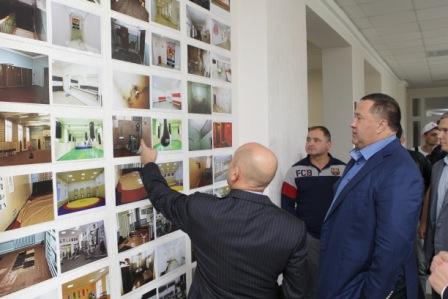 """Открытие спортивного клуба """"Витязь"""" и празднование 75-летия Балашихи! (3)"""
