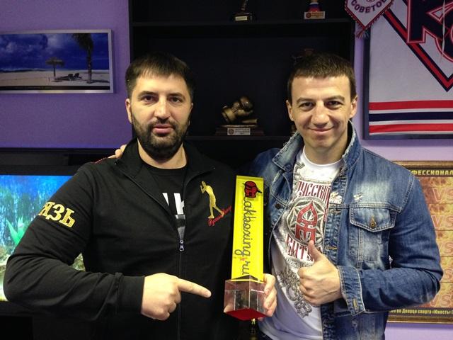 Сергей Николаевич Лалакин: Кличко не будет драться с тем, кто его победит (3)