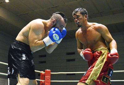 Нобухиро Ишида побеждает в супертяжелом весе (1)
