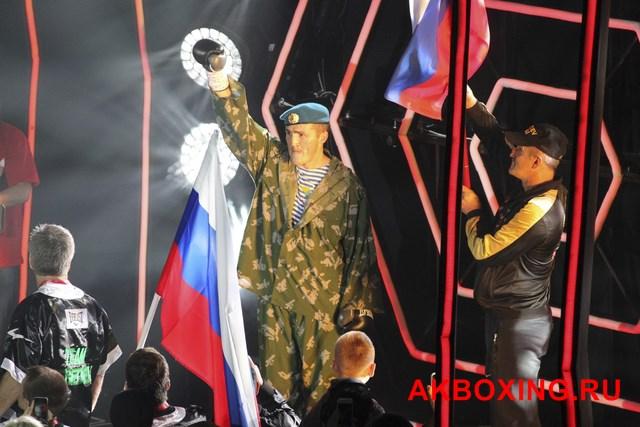"""Как Денис Лебедев """"разрушил"""" Павла Колодзея (3)"""