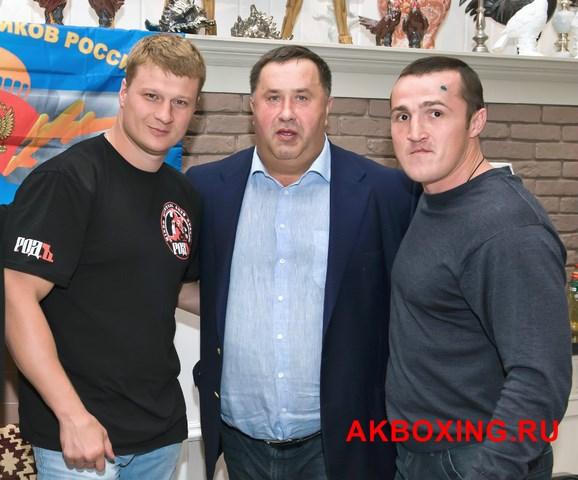 Сергей Николаевич Лалакин: Кличко не будет драться с тем, кто его победит (1)