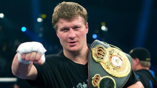 Александру Поветкину исполнилось 35 лет! (1)