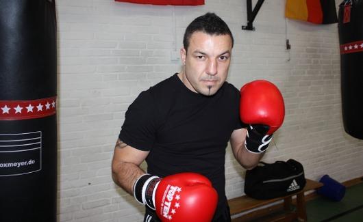 Стал известен следующий соперник Дмитрия Кудряшова (1)
