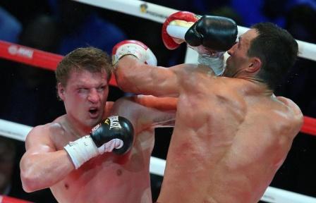Владимир Кличко: Я не исключаю матча-реванша с Александром Поветкиным (1)