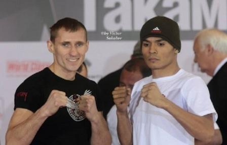 Эдуард Трояновский завоевал титул WBA International в легком весе (1)