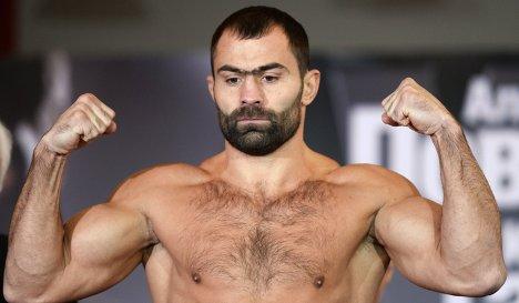 Рахим Чахкиев: Я готов встречаться с самыми сильными боксерами (1)