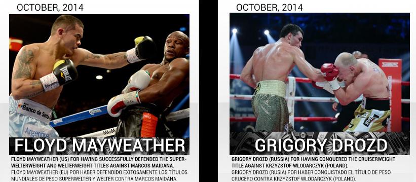Григорий Дрозд стал гордостью месяца Всемирного боксерского Совета (WBC)  (1)