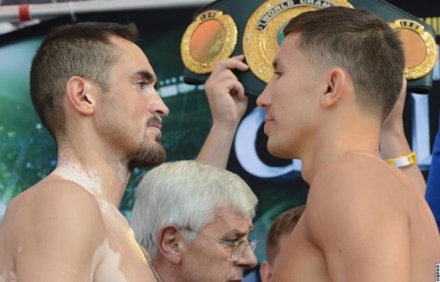 Прямая трансляция: Геннадий Головкин против Марко Антонио Рубио (1)