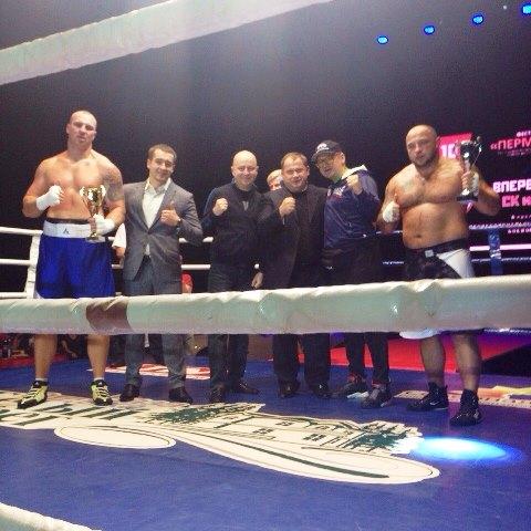 Результаты боксерского турнира в Перми (1)