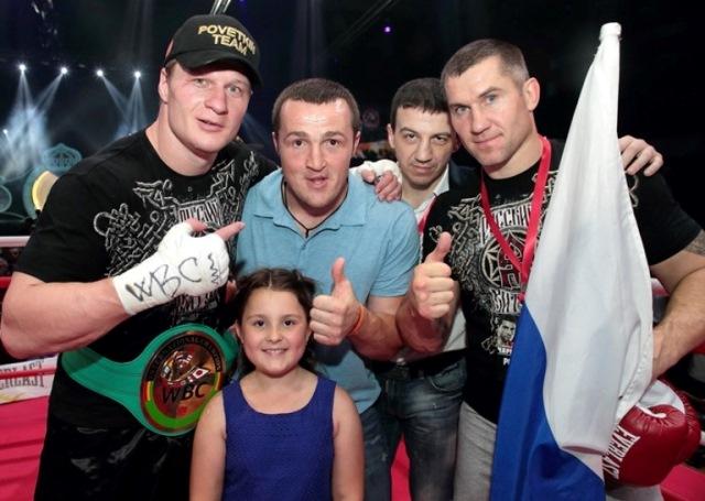 Александра Поветкина удалили из рейтинга WBA (1)