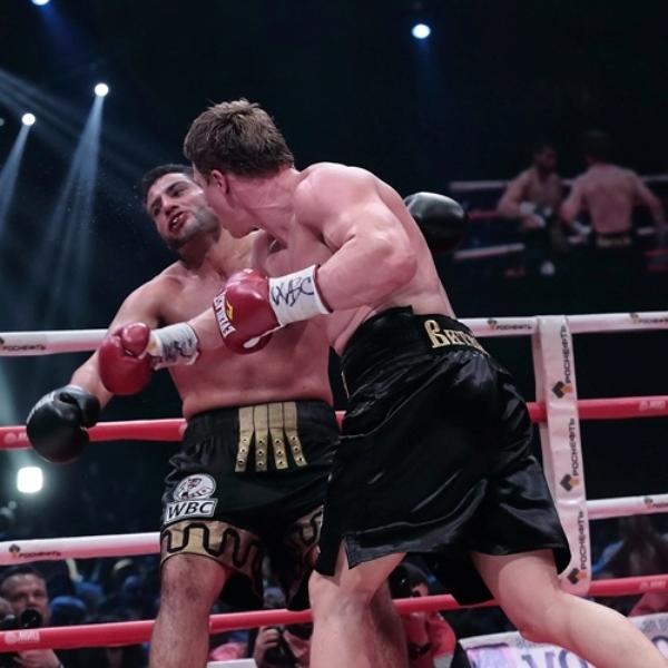 Александра Поветкина удалили из рейтинга WBA (2)