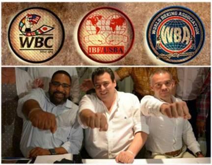 WBC, WBA и IBF совершили революцию в профессиональном боксе (1)