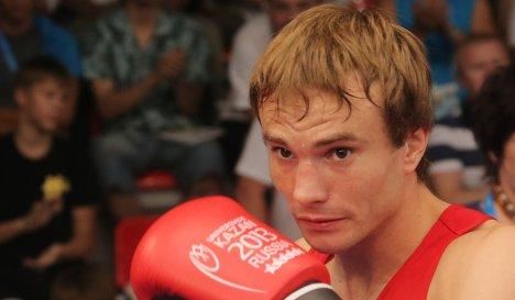 AIBA Pro Boxing: Сергей Водопьянов уступил в Аргентине (1)