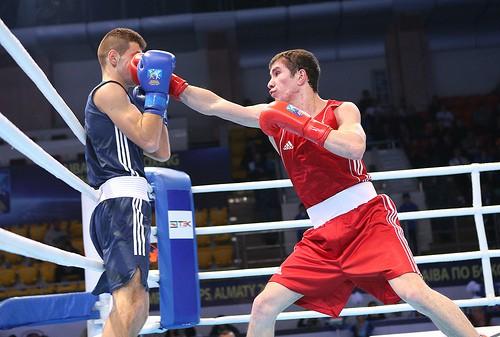 Армен Закарян выиграл второй бой на олимпийском отборочном турнире (1)