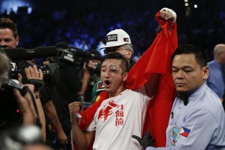 Зоу Шиминг одерживает очередную победу (1)