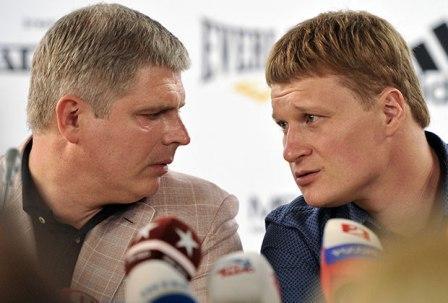 Андрей Рябинский: Бой между Поветкиным и Кличко произойдет лишь в 2016 году (1)