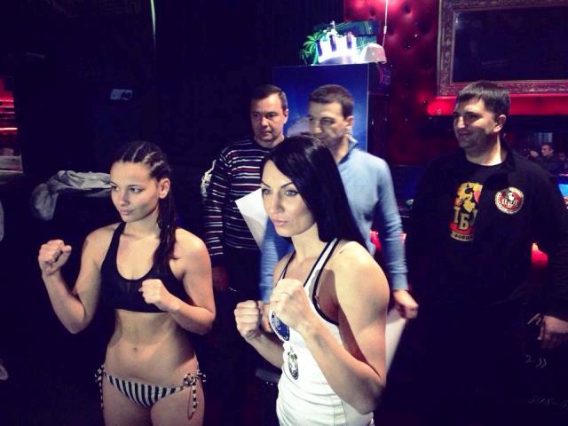 Юлия Березикова поднялась на 16 место в мировом боксерском рейтинге (2)