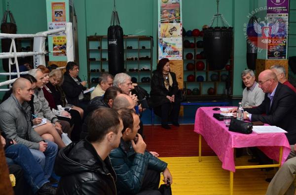 В Донецкой Народной Республике будет создана Федерация бокса (2)