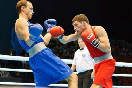 Международный турнир по боксу «Кубок губернатора» - 2014 (3)