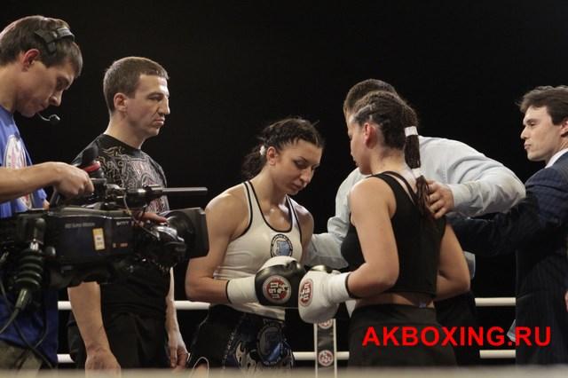 Юлия Березикова поднялась на 16 место в мировом боксерском рейтинге (4)