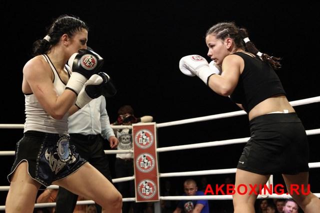 Юлия Березикова поднялась на 16 место в мировом боксерском рейтинге (8)