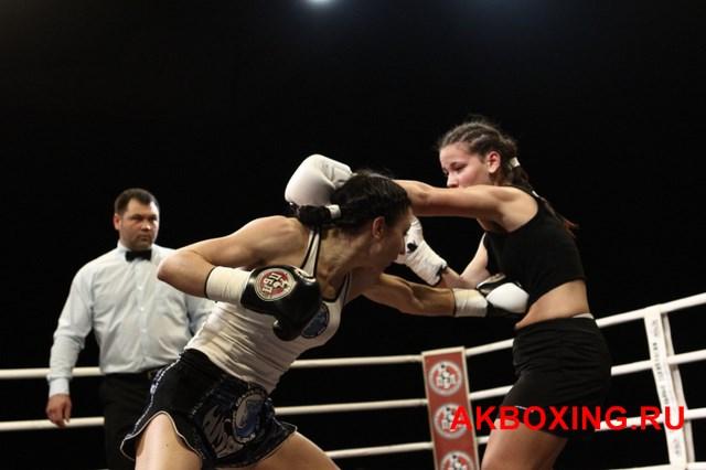 Юлия Березикова поднялась на 16 место в мировом боксерском рейтинге (5)