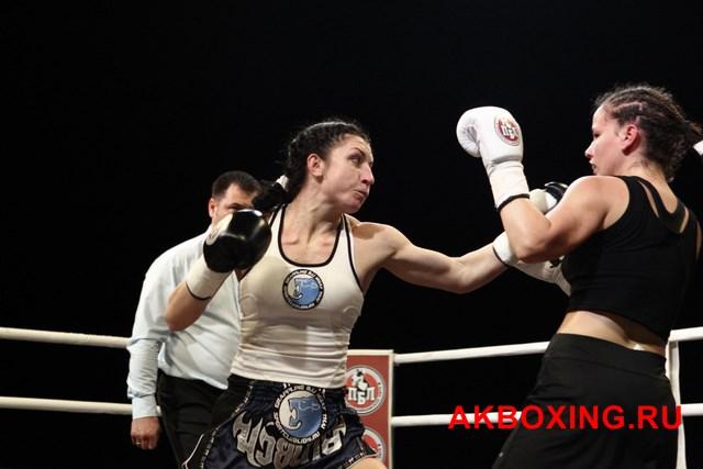 Юлия Березикова поднялась на 16 место в мировом боксерском рейтинге (9)