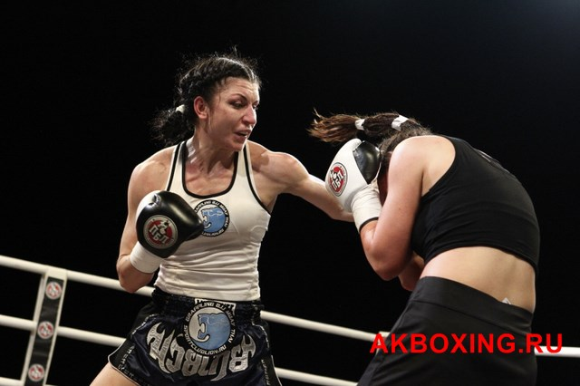 Юлия Березикова поднялась на 16 место в мировом боксерском рейтинге (7)