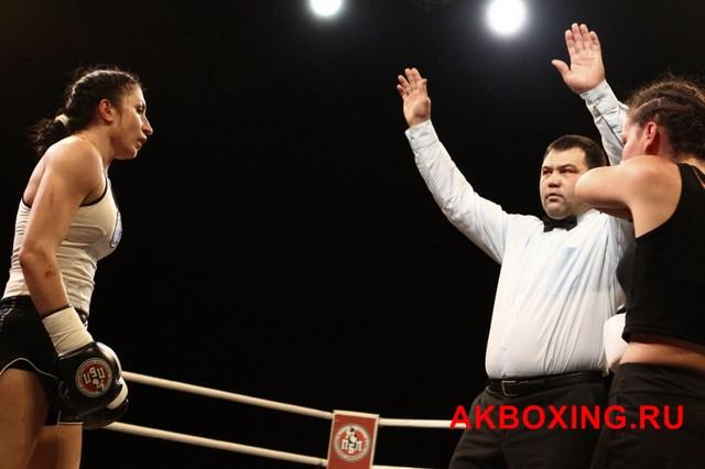 Юлия Березикова поднялась на 16 место в мировом боксерском рейтинге (11)